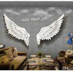 7 Piece Living Room Package Raymour And Flanigan Furniture Black White Angel Wings Brick Background Wallpaper 3d ...