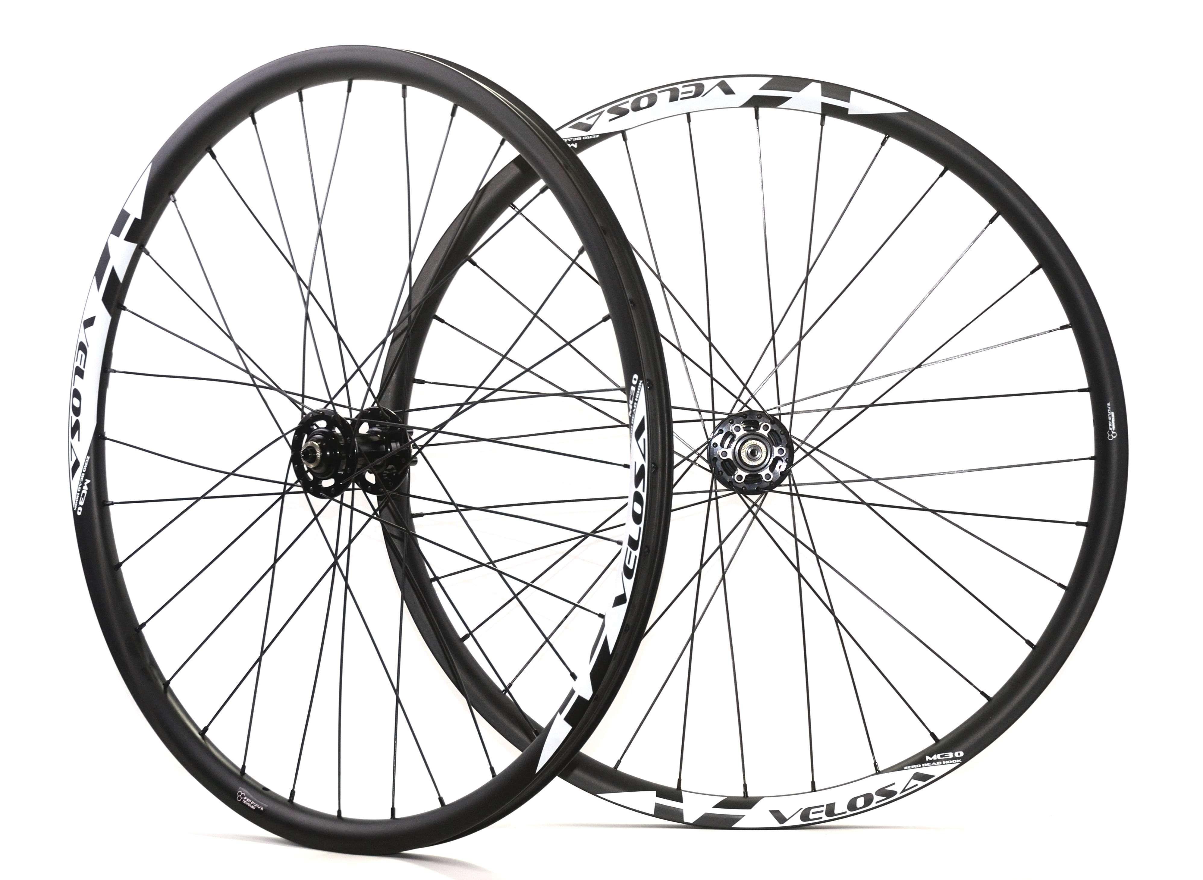 Velosa 29inch MTB Carbon Wheelset, 29er Carbon MTB AM/DH