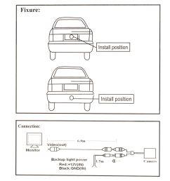ccd hd car rearview reverse camera for chevrolet epica lova aveo captiva cruze [ 1200 x 1200 Pixel ]