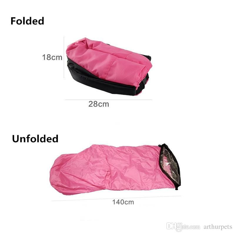 air travel beach chairs ebay wing chair covers inflatable lounger sleeping bag foldable portable lazy sofa cushions seat pool outdoor