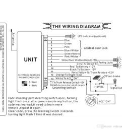 universal central keyless entry wiring diagram wiring diagramremote control door lock wiring diagram for car wiring [ 1000 x 1000 Pixel ]