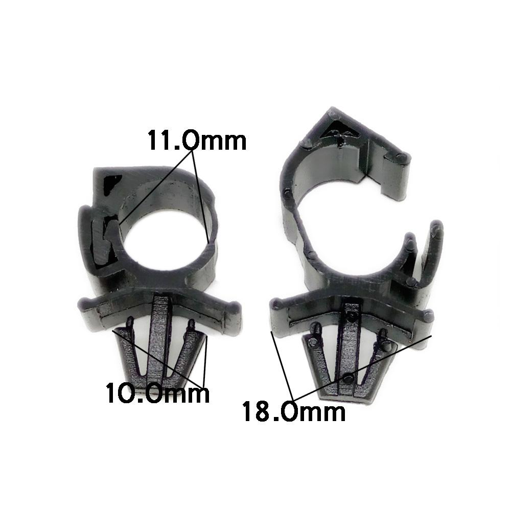 hight resolution of 10x high quality car wiring harness fastener for all car auto route car wiring harness clamps