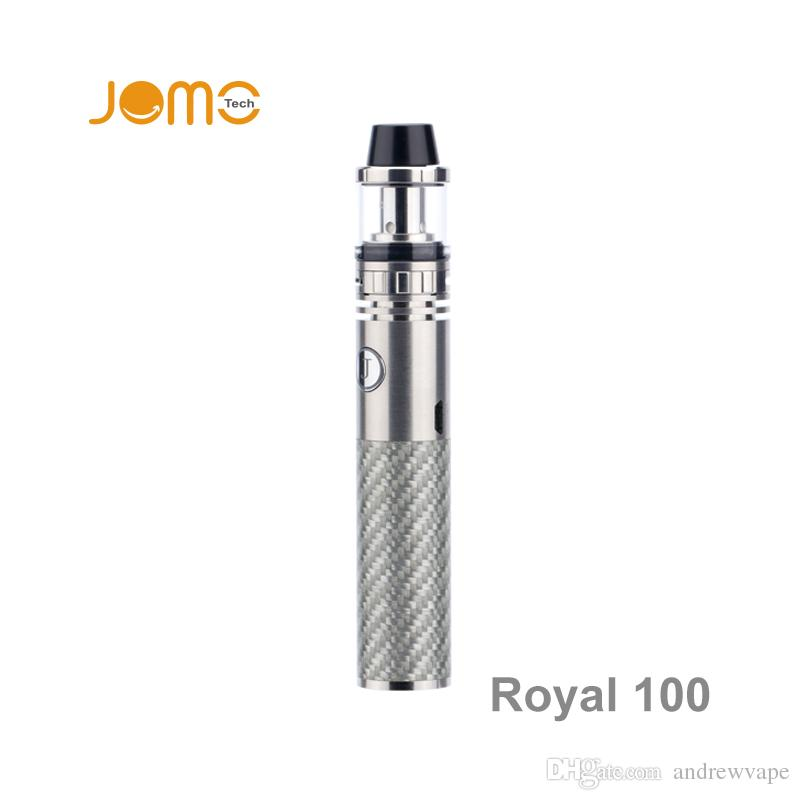 Original Jomo Royal 100W Starter Kits 3000mah 3ml Carbon