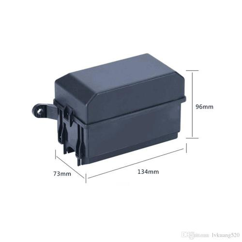 small resolution of  6 ways auto fuse box assembly with terminals and fuse auto car insurance tablets mounting