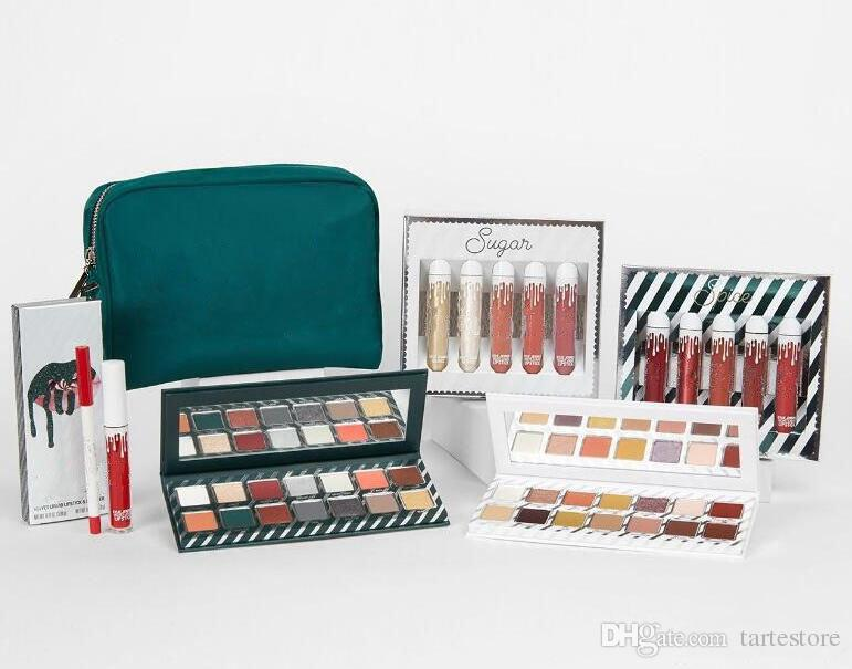 cosmetics set holiday collection package 2018 new don t open until