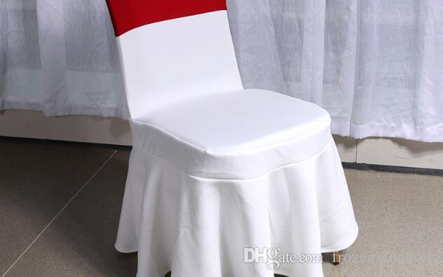 universal wedding chair covers rattan bistro table and chairs white for weddings banquet folding hotel decoration decor