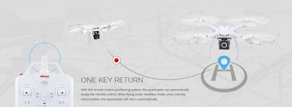 2018 Profession Drones Mjx X101 X101s Quadcopter 2.4g 6