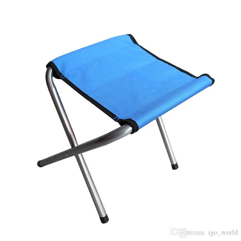 folding chair portable oak kitchen table and chairs square stool fishing camping furniture canvas 250kg convenient stools