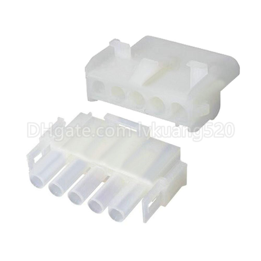 medium resolution of 5 pin waterproof auto electrical wire harness connector sealed car housing plug sockets dj3051 2 1