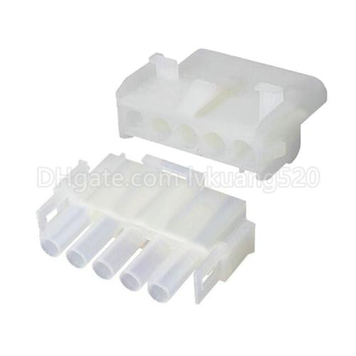 small resolution of 5 pin waterproof auto electrical wire harness connector sealed car housing plug sockets dj3051 2 1