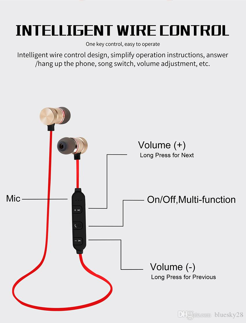 hight resolution of  perfect sound sport stereo bluetooth wireless headset in ear earphone wireless headphones for samsung galaxy s5