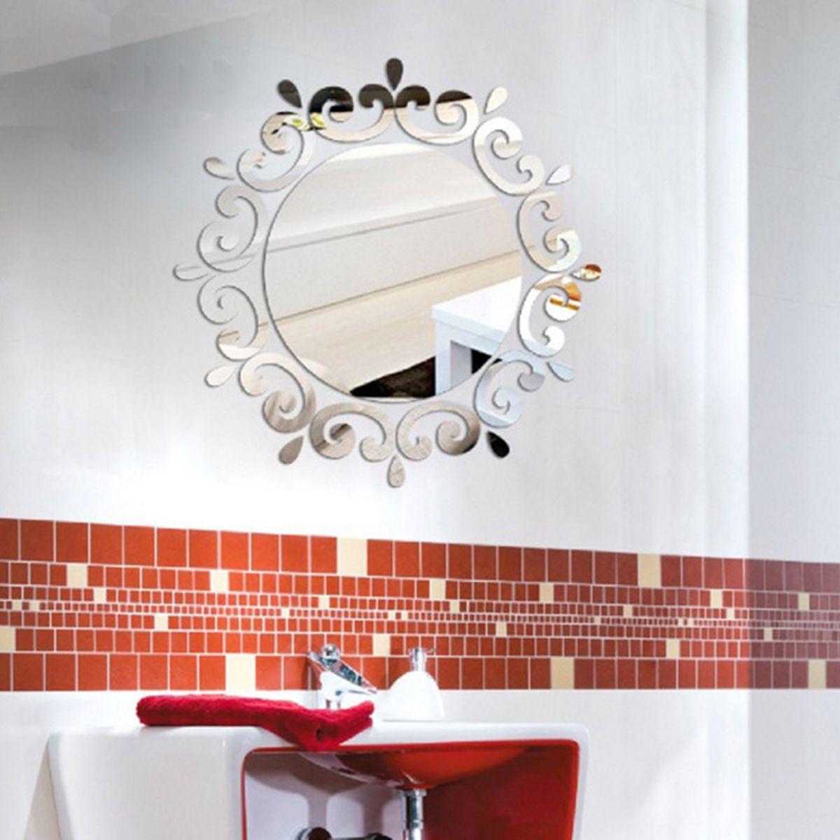 Spiegel Badezimmer Gold Marmor Badezimmer Schwarz Grau Braun