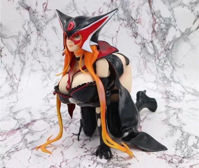 Demishop Huge Boobs Huge Breasts Naked Anime Action Figures Sexy Yoru No Yatterman Doronjo Anime