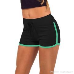 Short Gym Couleur Chair Design Theory Women Cotton Yoga Sports Shorts Leisure Homewear Fitness Pants Drawstring Summer Beach Running Exercise