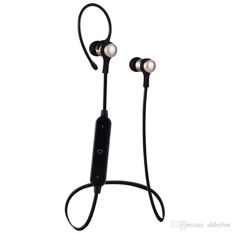 S6 1 Perfect Sound Sport Stereo Bluetooth Wireless Headset