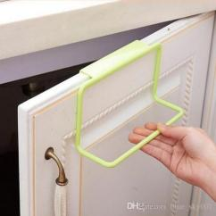 Kitchen Towel Hanger Danze Opulence Faucet Hanging Rack Holder Rail Organizer Free Nail Door Back Bathroom Cabinet Cupboard