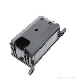 6 ways auto fuse box assembly with 12v 4pin 40a 5pin 24v 40a relay and  [ 1000 x 1000 Pixel ]