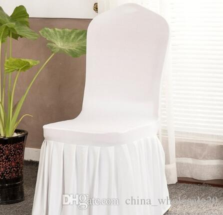 chair covers direct from china advanced church chairs factory aqua colour lycra cover with skirt all around the bottom spandex