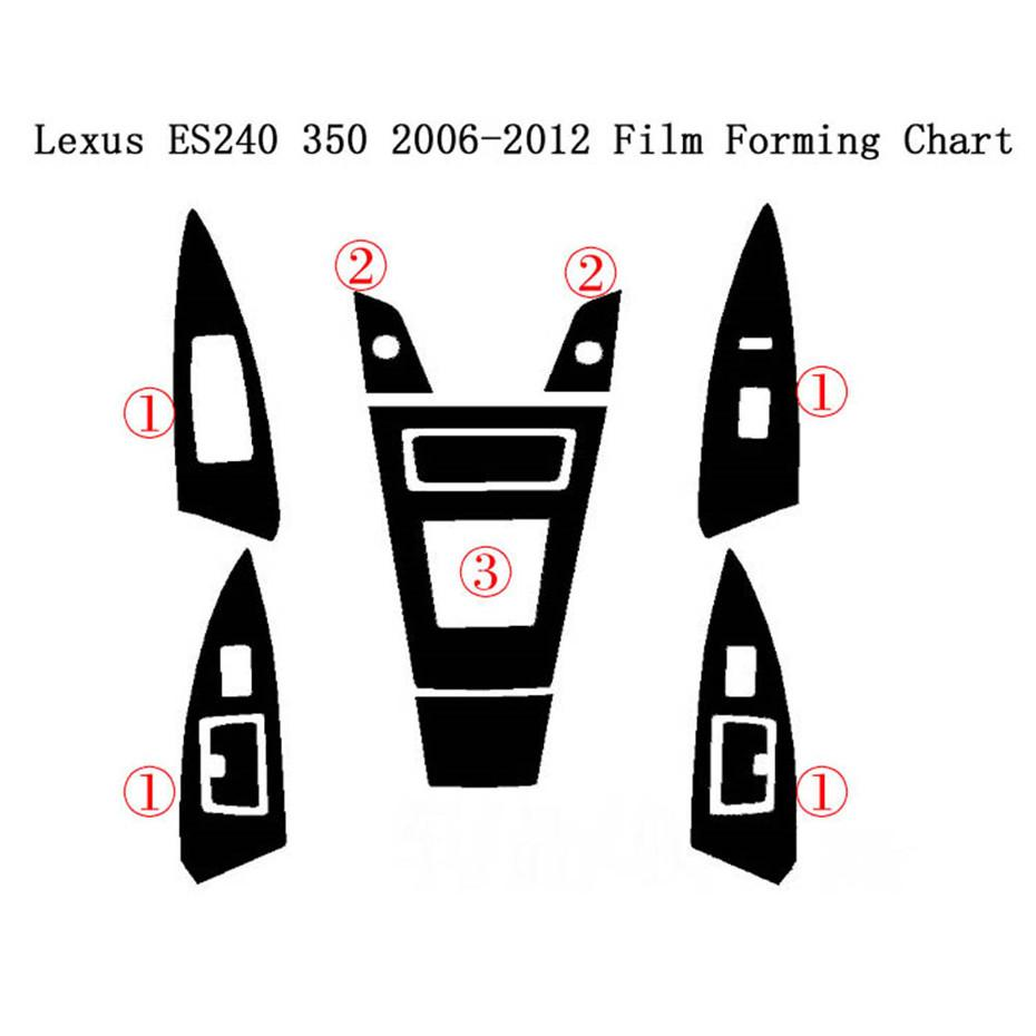 2020 For Lexus ES240 350 2006 2012 Interior Central