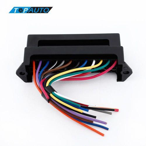 small resolution of freeshipping 12 way dc 12v volt fuse box 24v 32v circuit car trailer auto blade fuse