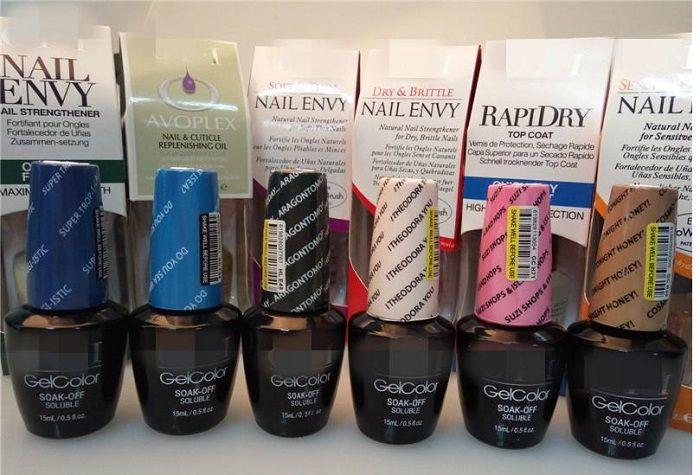 Wholesale Bulk gel nail polish