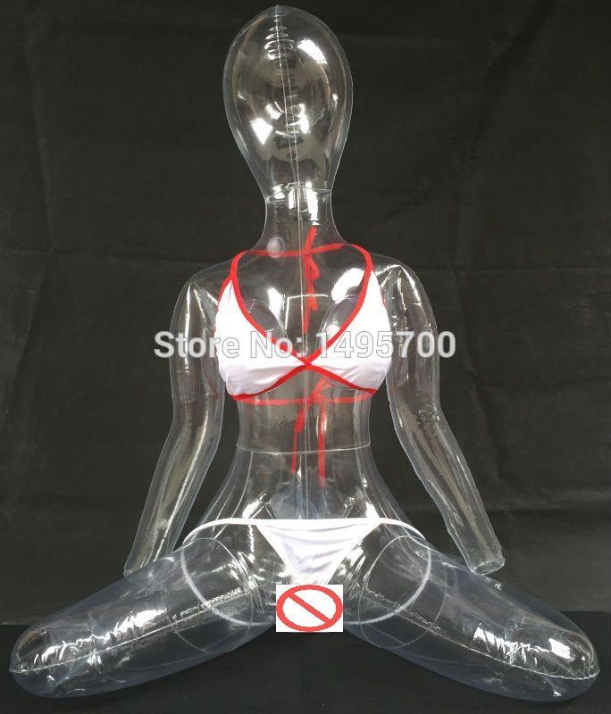 acheter poupee sexy gonflable transparente de poupee masculine sexy de masturbation pour lhomme exploser la chatte de poupee de 20 17 du wangyaotong