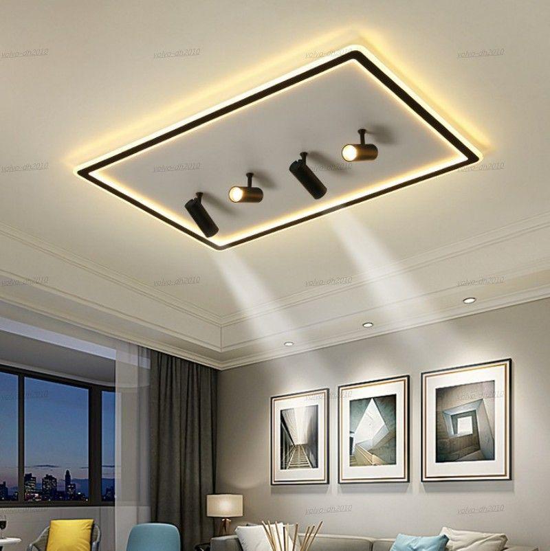 2021 modern simple led ceiling lights