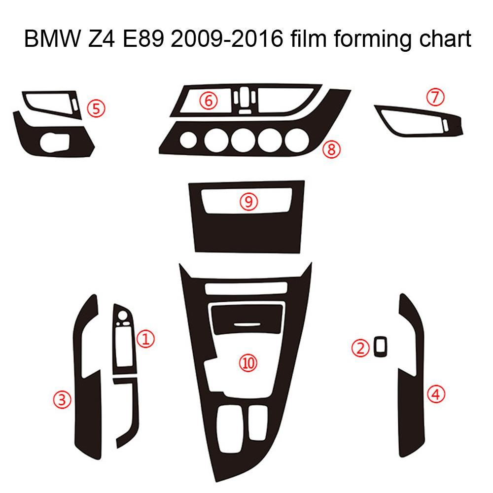 2020 For BMW Z4 E89 2009 2016 Interior Central Control