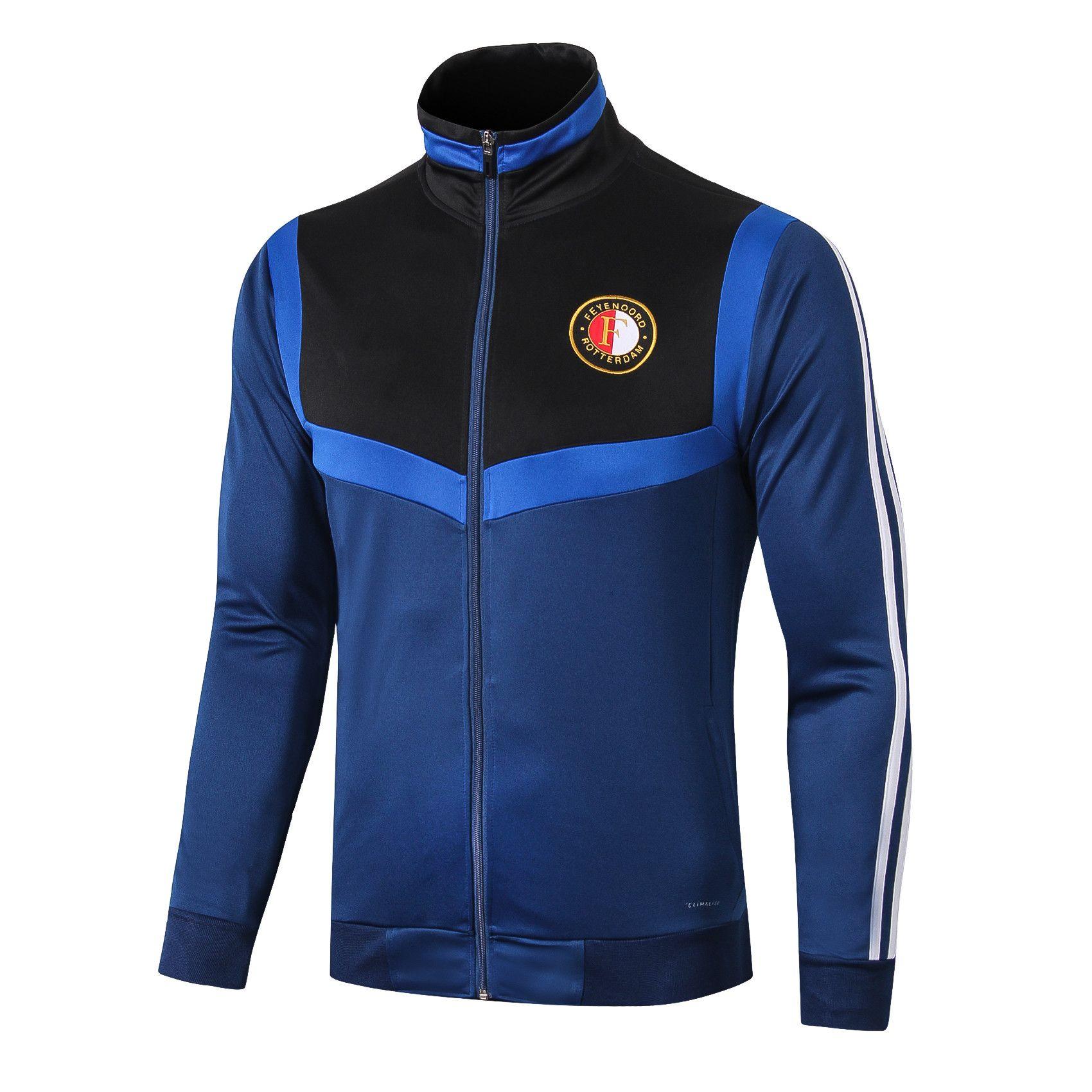 grosshandel 2019 2020 feyenoord rotterdam fussball trainingsanzug jacke voetbalshirt 19 20 feyenoord fussball trainingsanzug von global top shop 60 06