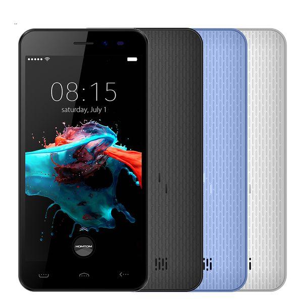 HOMTOM HT16 MTK6580 Quad Core 3G Smart Phone 5.0Inch HD Screen 1G RAM 8G ROM Android6.0 3000MAH Battery