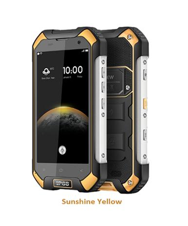 Original Blackview BV6000 4.7Inch IP68 Waterproof 4G LTE Cell Phone MTK6755 Octa Core 2G RAM 32G ROM Android6.0 13.0MP NFC