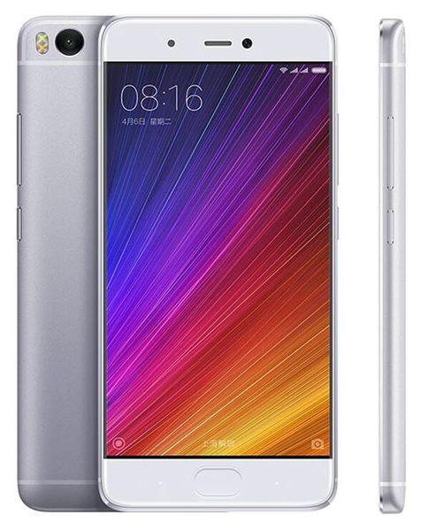 """Xiaomi Mi5s Mi 5s Unlocked Cell Phone Snapdragon 821 Quad Core 64GB/128GB 5.15""""Inch 1920x1080P Fingerprint ID 4G LTE"""