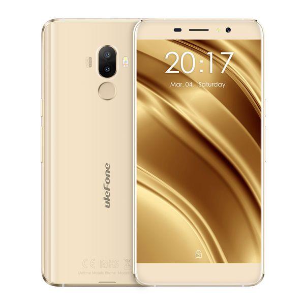 Ulefone S8 3G Smartphone 5.3 Inch Android 7.0 Quad Core 1GB RAM 8GB ROM 13MP Camera Fingerprint 3000mAh