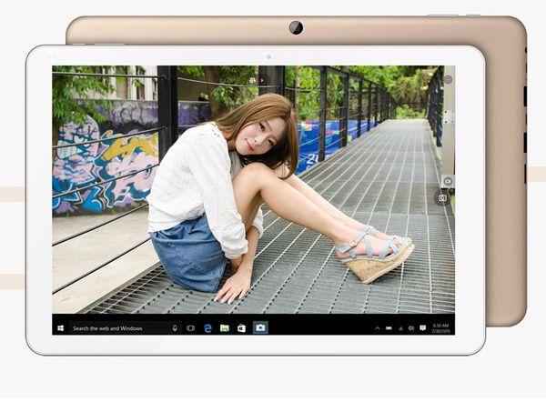 Wholesale- 12 Inch 2160*1440 Chuwi HI12 Dual OS Android 5.1 Windows 10 Tablet PC 4GB RAM 64GB ROM Intel Trail-T3 Z8350 Quad Core HDMI 5.0MP