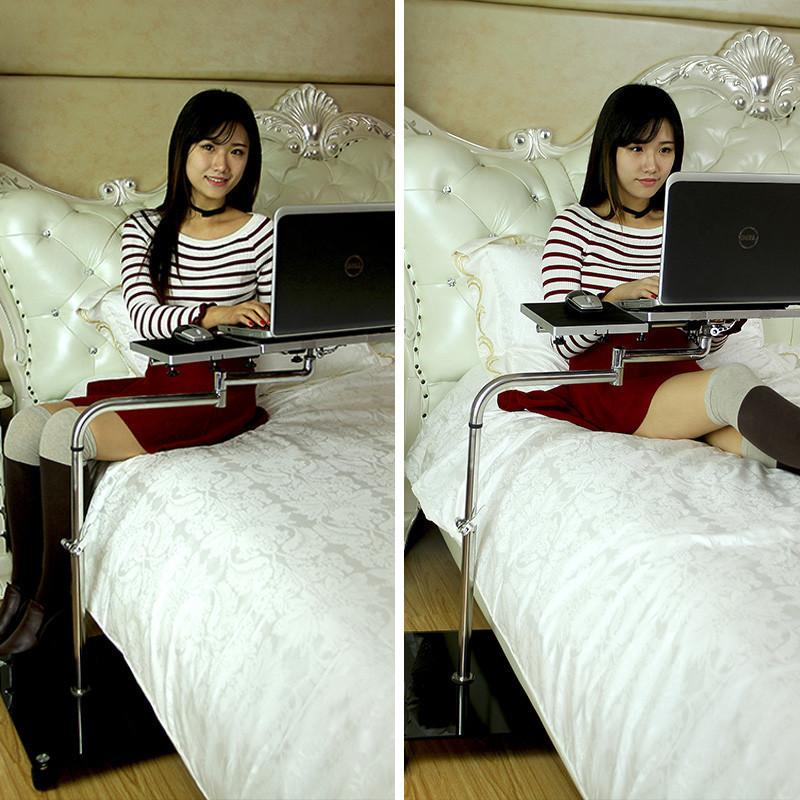 2019 Bedside Portable Laptop Stand Adjustable Foldable