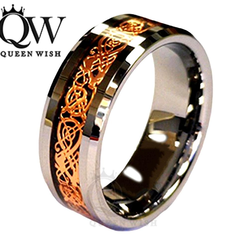 2019 Mens Engagement Rings Infinity Wedding Rings Jewelry