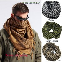 2 X Hot Military Windproof Shemagh Tactical Desert Arab ...