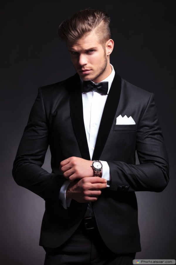 Young Men Suits for Weddings