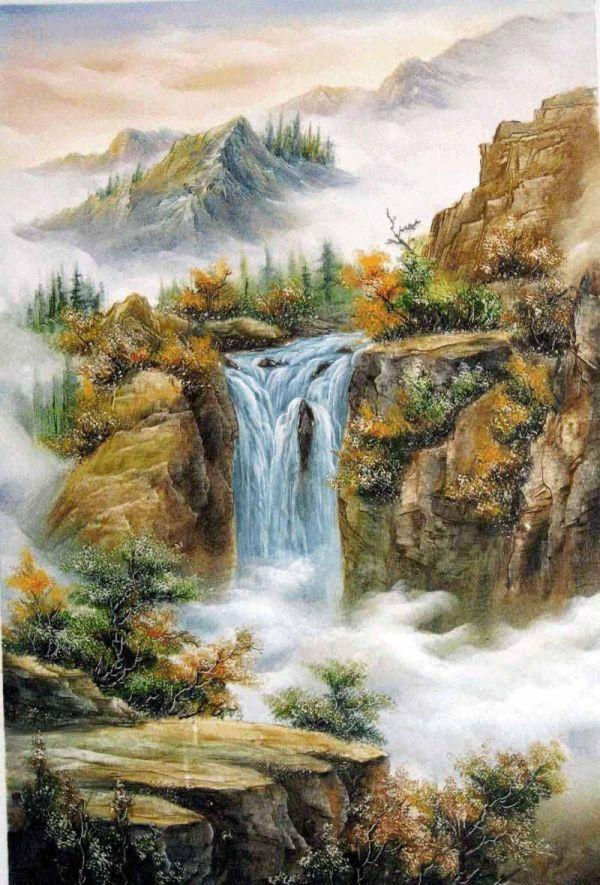 Landscape Famous Oil Paintings