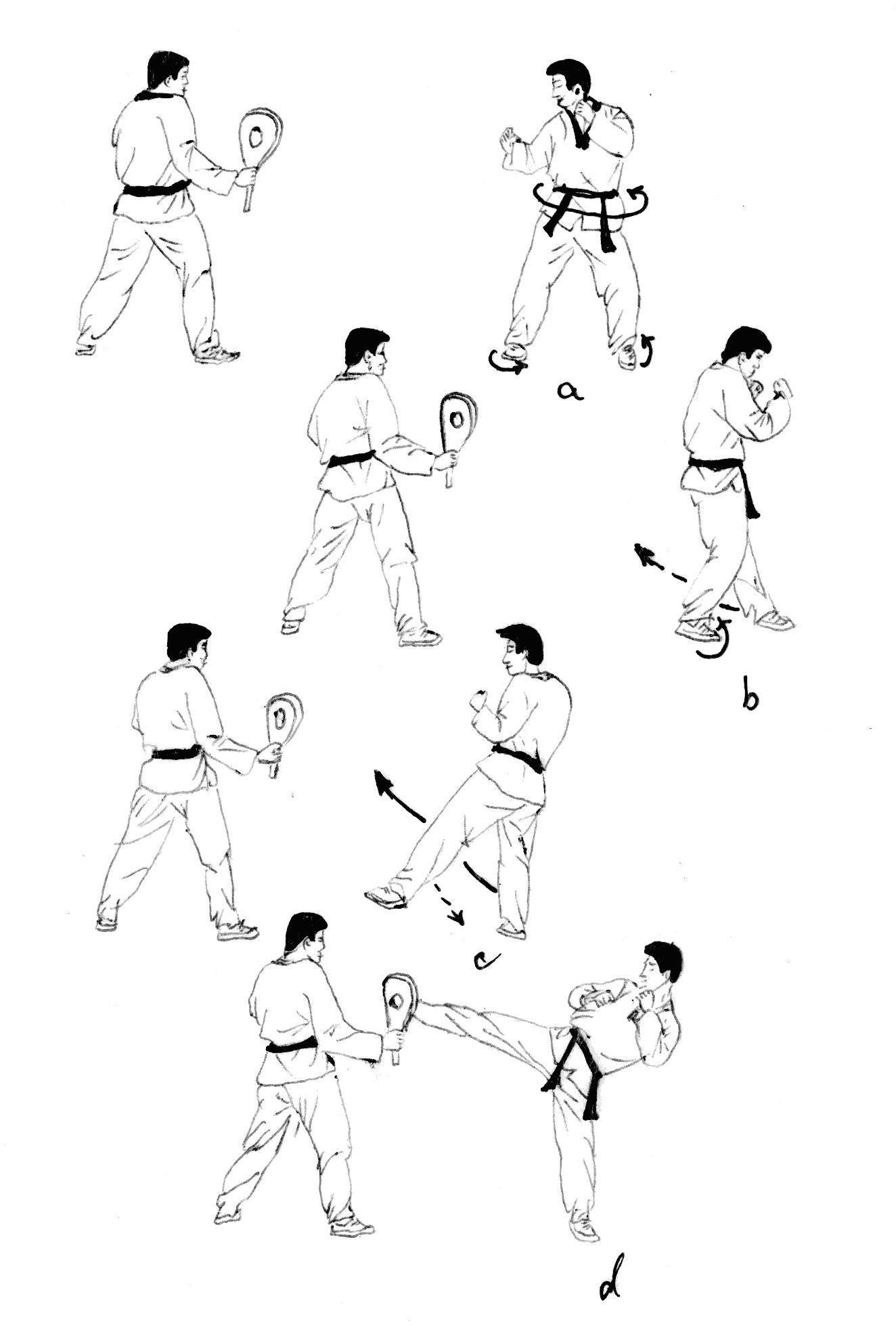 2018 Kicking Pad Double Target Tae Kwon Do Karate