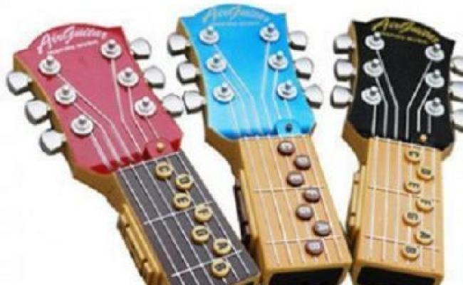 E Infrared Air Guitar Novelty Gifts For Music Lover