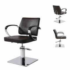 Electric Hydraulic Hair Styling Chairs Wicker Rocking Chair Beauty Salon Barber For
