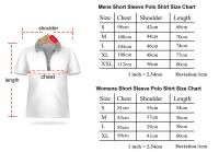 Uk to us mens shirt size chart