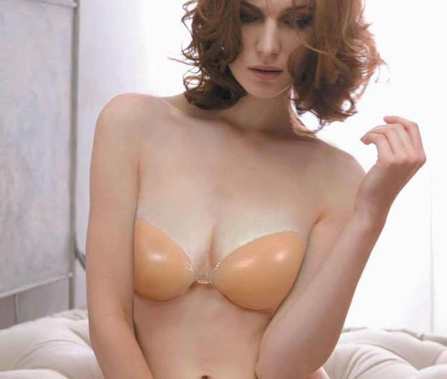 Sexy Lady Invisible Silicone Free Bra Freebra Thickening Stealth Bra Wedding Corsets Push Up Online With 55 44 Piece On Vitorias Store Dhgate Com
