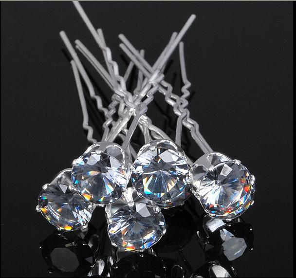 beautiful hair pins for bride ladies hairdressing