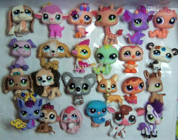 littlest pet shop hasbro # 15