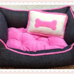 Average Weight Of A Large Sofa Barnwood Table Free,shipping,pink Dog Bed,cat Bed,pet House,pet Bed Bone ...