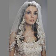 2016 bridal veil elbow length two