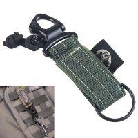 Versatile Tactical Durable Nylon Military Style Belt Key ...