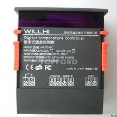 110v Wiring Diagram Lucas Ford Tractor Ignition Switch Willhi Wh7016c Electronic Digital Temperature Controller Thermostat 220v/ 110v/ 12v /24v ...